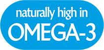 Naturally High in Omega-3
