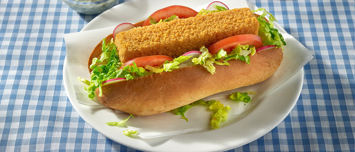 Jumbo Breaded Cod Fish Fingers Young S Foodservice